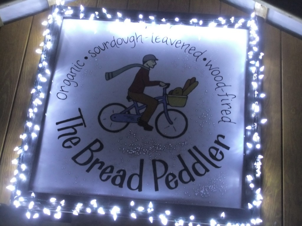 Happy Holidays from The Bread Peddlers.