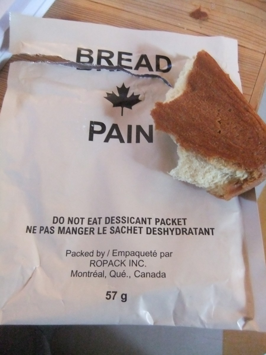 "I love reading this as ""bread pain"", because that's really what it is when you eat it!"