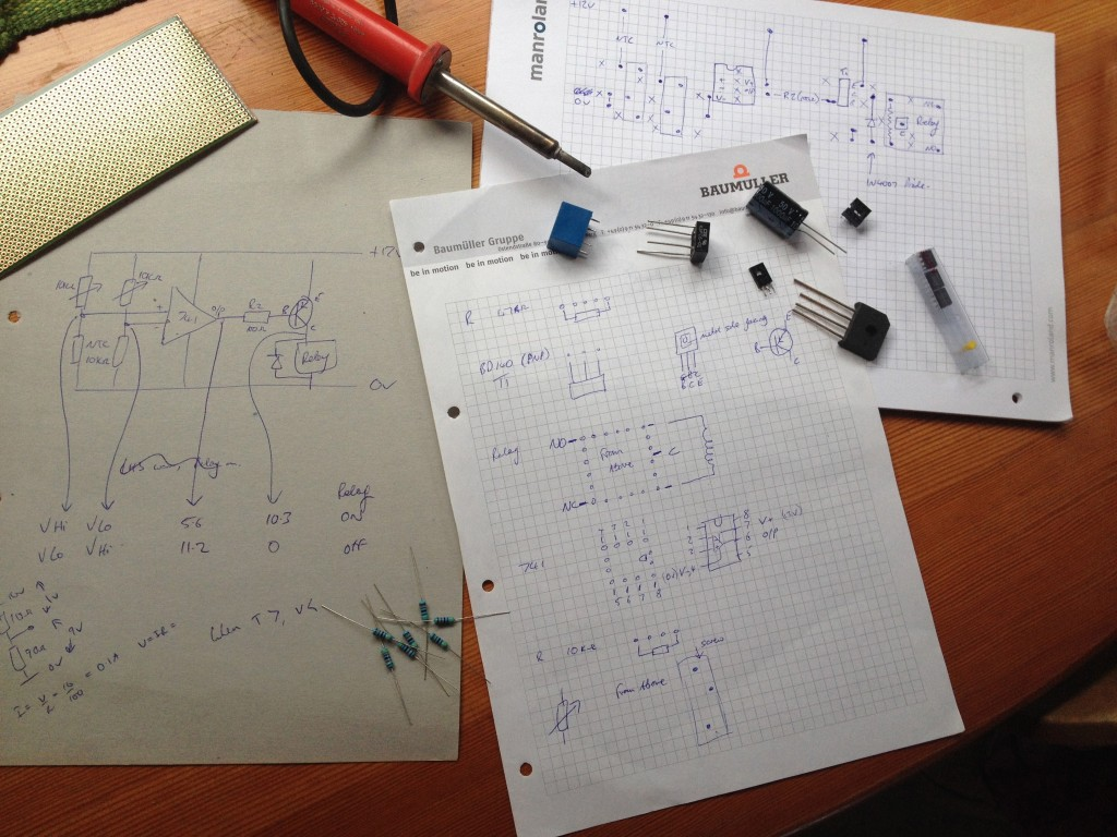 Circuit diagrams: Greek to me!
