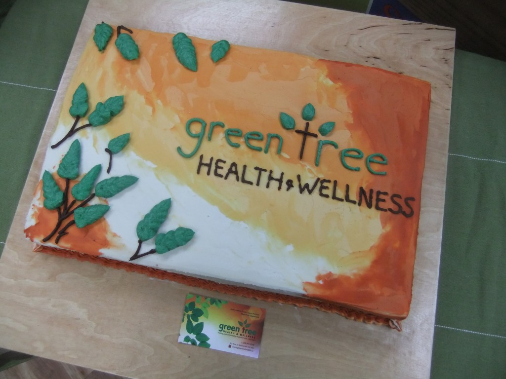 Happy Anniversary to Green Tree Health & Wellness in Quesnel!